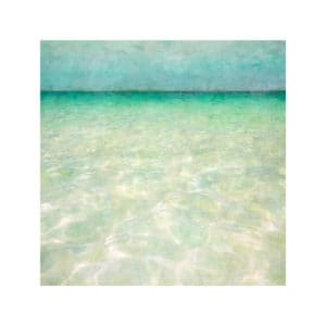 Mexico blue nadia attura limited edition giclee print seascape