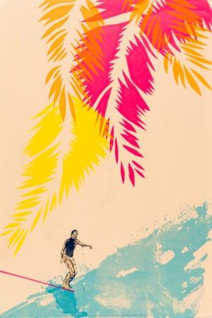 Tropical Dreams, Anna Marrow