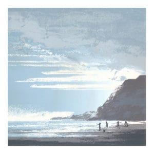 Under a Summer Sky III, Emma Reynolds