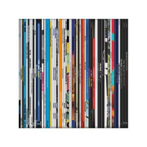SPINES #7 PAUL WELLER KEITH HAYNES LIMITED EDITION PRINT